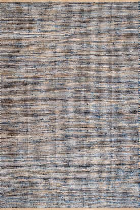 Rugs USA DR01 Jute And Denim Crosshatch