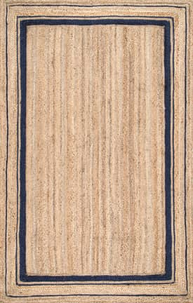 Rugs USA DR04 Jute Braided Saturn Border