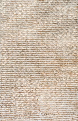 Rugs USA Handmade Wool and Jute Pinstripes