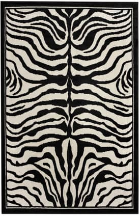 Rugs USA Contemporary Zebra Print