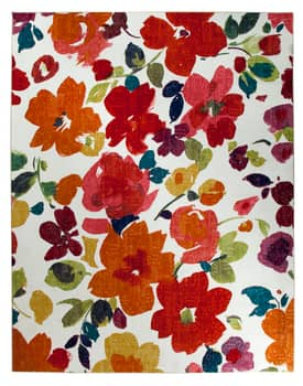 Mohawk Home Bright Floral Toss