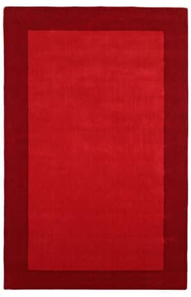 St. Croix Trading Red Border