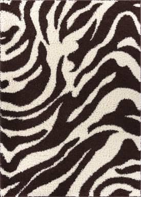 Well Woven Safari Zebra