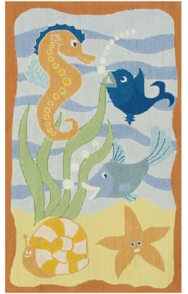 The Rug Market NA Sea Life Rug