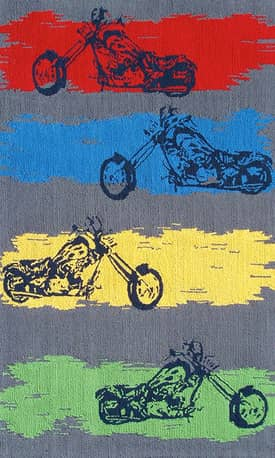 The Rug Market NA Motocross Rug