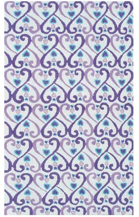 The Rug Market NA Iron Hearts Rug