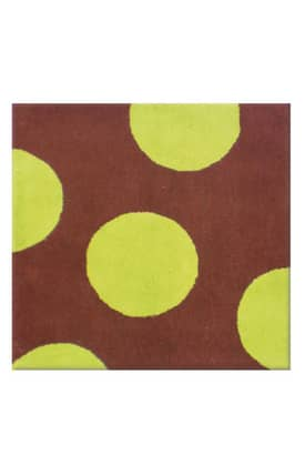 The Rug Market Premium Dot Rug
