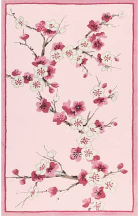 The Rug Market Kids Cherry Blossom Rug