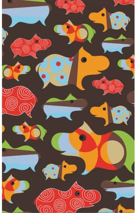 The Rug Market Kids Hippo Rug