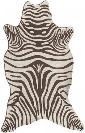The Rug Market Resort Zebra Rug