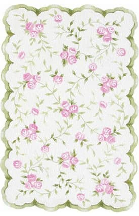 The Rug Market Kids Sweet Rose Rug
