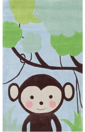 The Rug Market Kids Jungle Mania Rug