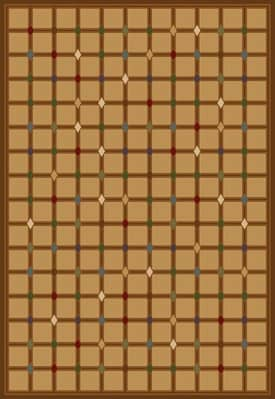 Carpet Art Deco Sunset Amnion Rug