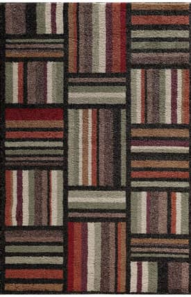 Central Oriental Olympia Stripewood Rug
