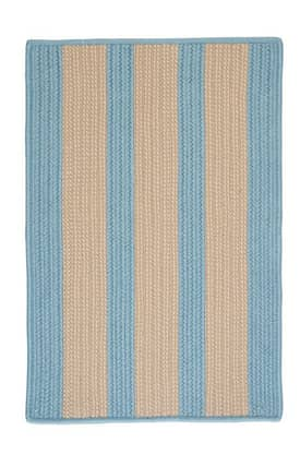 Colonial Mills AL Outdoor Boat House Braided Rug