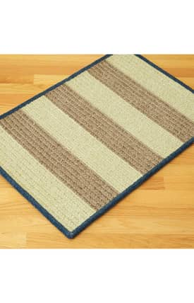 Colonial Mills CW Outdoor Chenille Wide Stripe Rug