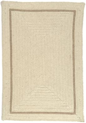 Colonial Mills EN Shear Natural Braided Rug