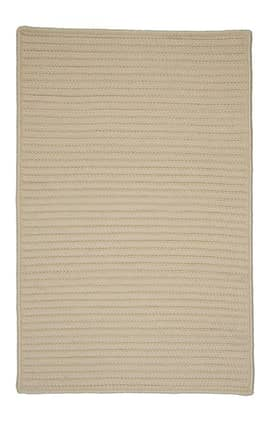Colonial Mills Simply Home Solid Outdoor SH Braided Rug