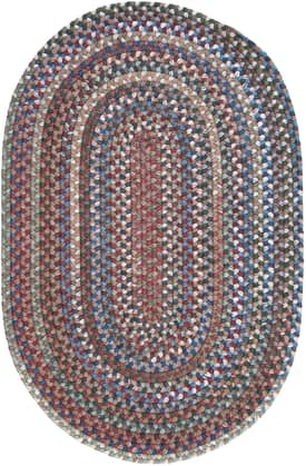 Colonial Mills OH Oak Harbour Braided Rug