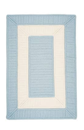 Colonial Mills Solid & Striped Parkview Braided Rug