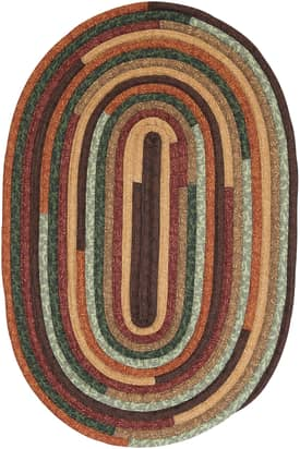 Colonial Mills Antiquity Quilter's Choice Braided Rug