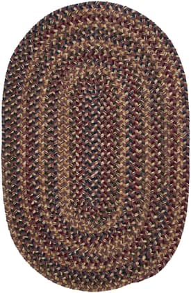 Colonial Mills TL Twilight Braided Rug