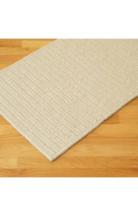 Colonial Mills Wynn Outdoor All Natural Wool Herringbone Rug