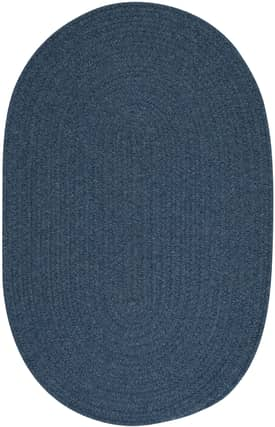 Colonial Mills WL Wool Solids Braided Rug