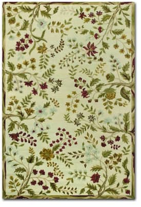 Couristan Eden Summer Vines Rug