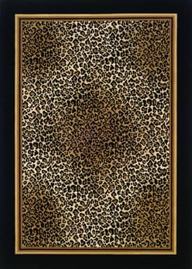 Couristan Everest Leopard Rug