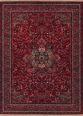 Couristan Kashimar All Over Center Medallion Rug