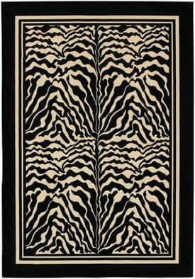 Couristan Everest Zebra Rug