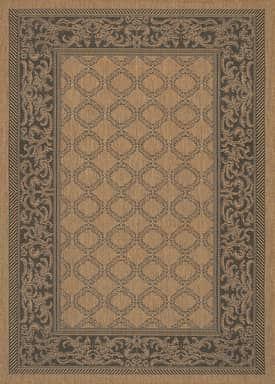 Couristan Recife Outdoor Garden Lattice Rug