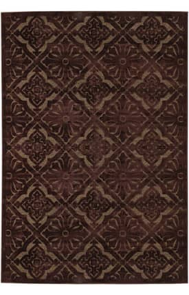 Couristan Pave Diamond Arabesque Rug
