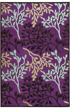 Couristan Pave Olive Branch Rug