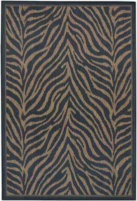 Couristan Recife Outdoor Zebra Rug