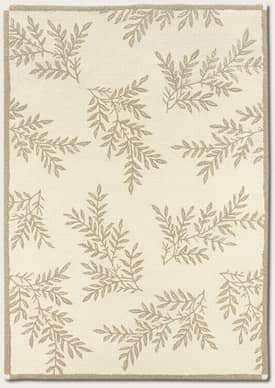 Couristan Super Indo Natural Pine Hills Rug