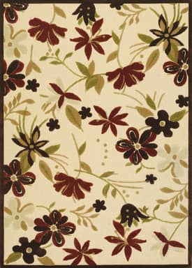 Couristan Urbane Outdoor Botanical Garden Rug