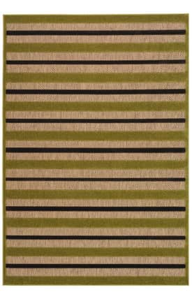 Couristan Urbane Outdoor Light Rail Rug