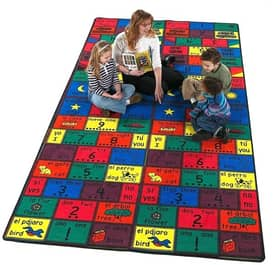 Flagship Carpets Educational Amigos Rug