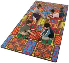 Flagship Carpets Seasons Games That Teach Rug
