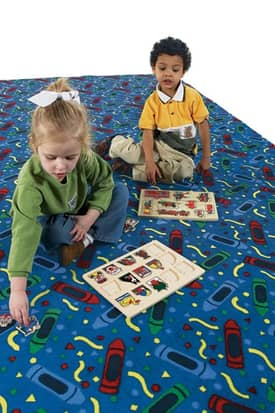 Flagship Carpets Educational Scribbles Rug