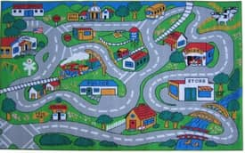 Fun Rugs Funtime Country Fun Rug