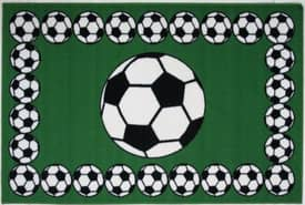 Fun Rugs Funtime Soccer Time Rug