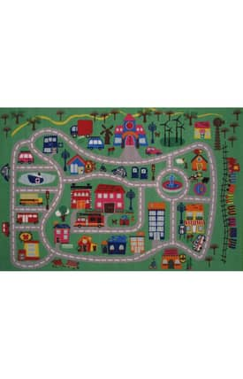 Fun Rugs Funtime Fun City Rug