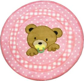 Fun Rugs Funtime Supreme Teddy Center Rug
