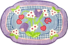 Fun Rugs Funtime Supreme Tulip Time Rug
