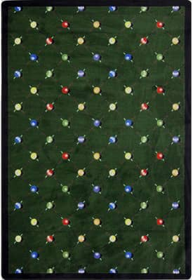 Joy Carpets Kid Essentials Billiards Rug