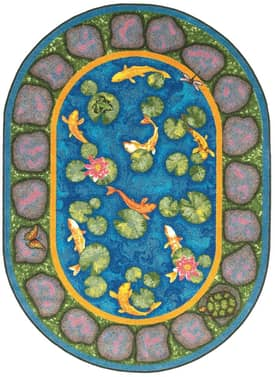 Joy Carpets Educational Maria's Garden Rug