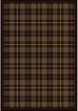 Joy Carpets Whimsy Bit O' Scotch Rug